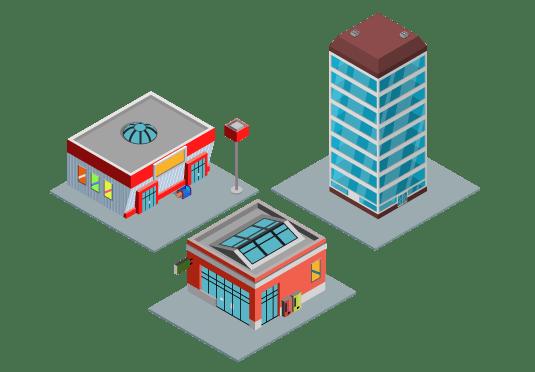 Restaurantes, hoteles o supermarket