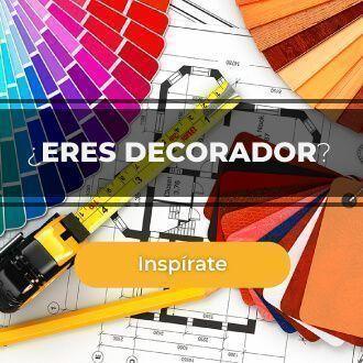 ¿Eres decorador?