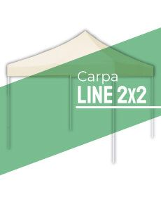 Carpa 2x2 Line